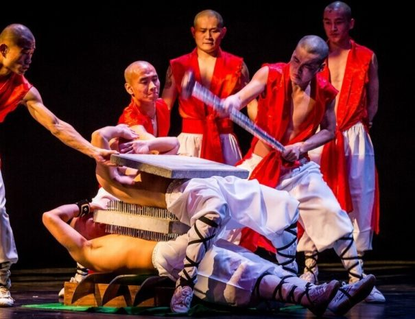 Red Theatre - Kung Fu Show