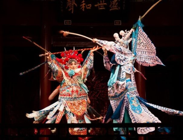 Liyuan Theatre - Beijing Opera Show
